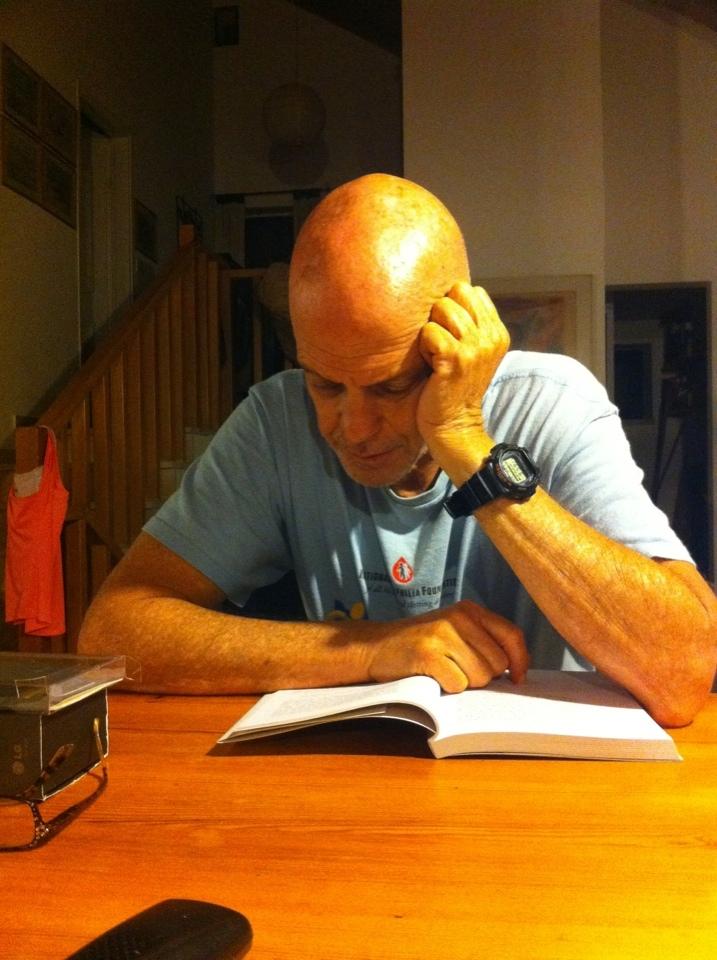 פרופ' גדעון ארן - קורא את הספר קוקיזם